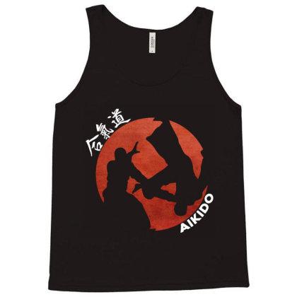 Aikido Tank Top Designed By Lumlum