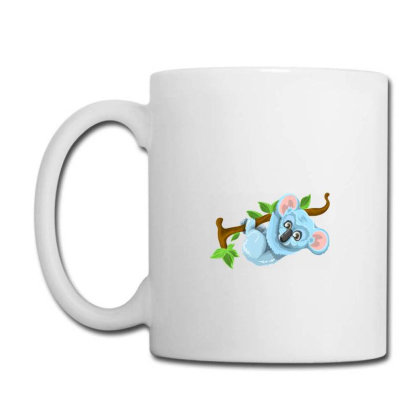 Cute Koala Animal Coffee Mug Designed By Chiks