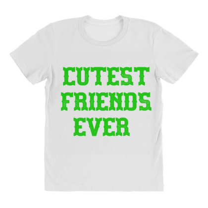 Cutest Friends Ever All Over Women's T-shirt Designed By Artmaker79