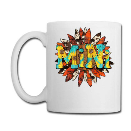 Mini Sunflower Coffee Mug Designed By Badaudesign
