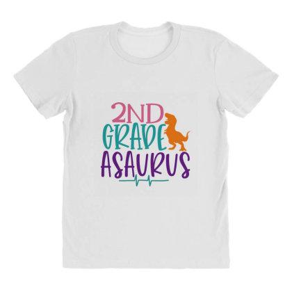 2nd Grade Asaurus All Over Women's T-shirt Designed By Kahvel