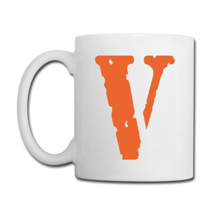 V As Vlone Orange Coffee Mug Designed By Şen