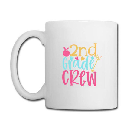 2nd Grade Crew Coffee Mug Designed By Kahvel