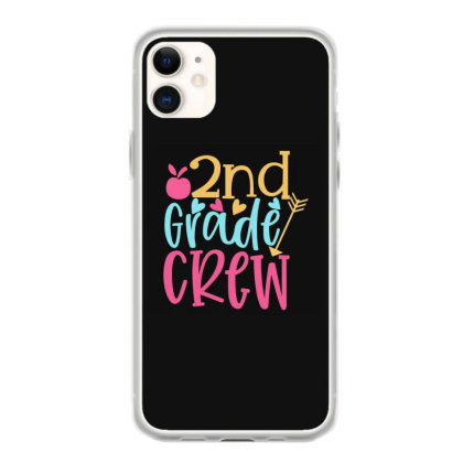 2nd Grade Crew Iphone 11 Case Designed By Kahvel
