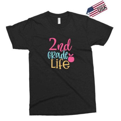2nd Grade Design Exclusive T-shirt Designed By Kahvel