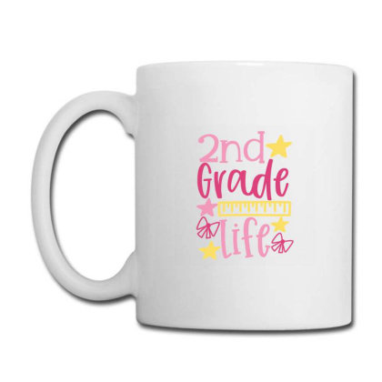 2nd Grade Life Coffee Mug Designed By Kahvel