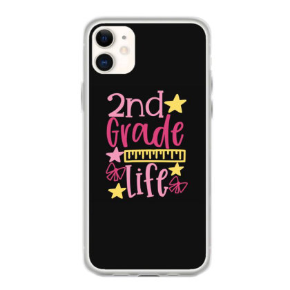 2nd Grade Life Iphone 11 Case Designed By Kahvel