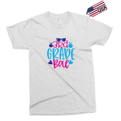 3rd Grade Bae Exclusive T-shirt Designed By Kahvel