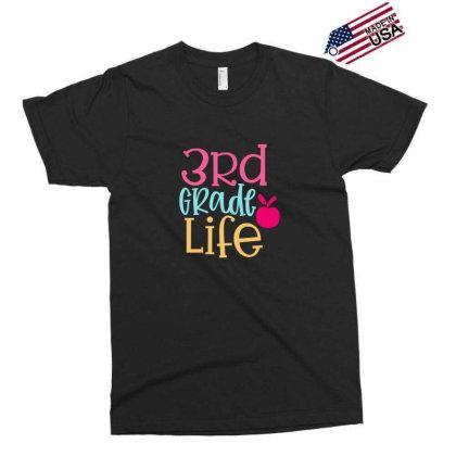 3rd Grade Life Design Exclusive T-shirt Designed By Kahvel