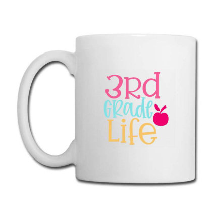 3rd Grade Life Design Coffee Mug Designed By Kahvel