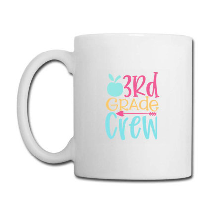 3rd Grade Crew Coffee Mug Designed By Kahvel