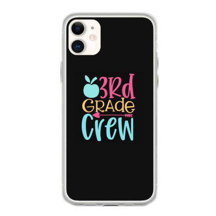 3rd Grade Crew Iphone 11 Case Designed By Kahvel