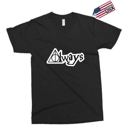 Always Harry Potter Exclusive T-shirt Designed By Şen