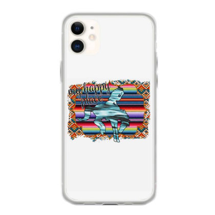 My Happy Place Iphone 11 Case Designed By Badaudesign