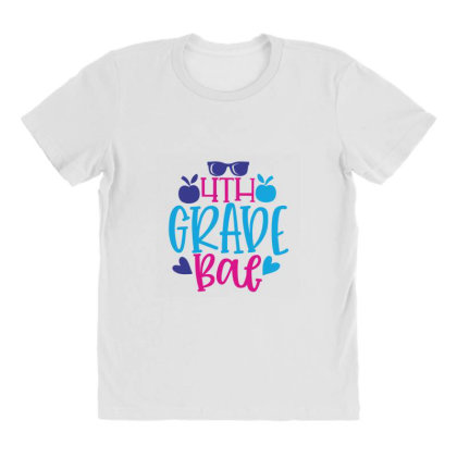 4th Grade Bae All Over Women's T-shirt Designed By Kahvel