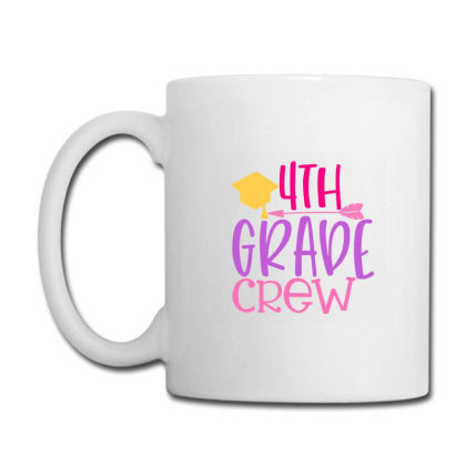4th Grade Crew Coffee Mug Designed By Kahvel