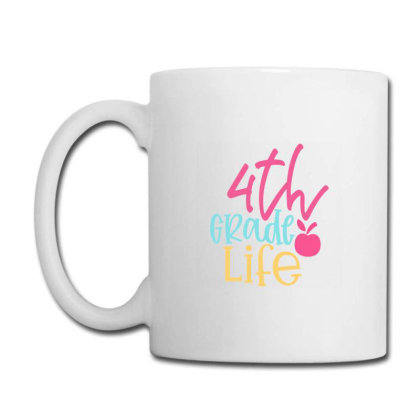 4th Grade Life Design 2 Coffee Mug Designed By Kahvel