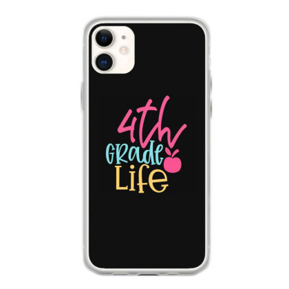 4th Grade Life Design 2 Iphone 11 Case Designed By Kahvel