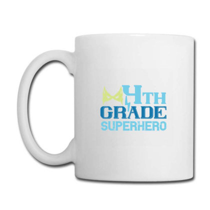 4th Grade Superhero 2 Coffee Mug Designed By Kahvel