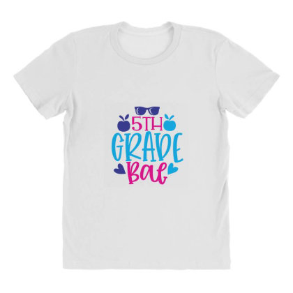 5th Grade Bae All Over Women's T-shirt Designed By Kahvel