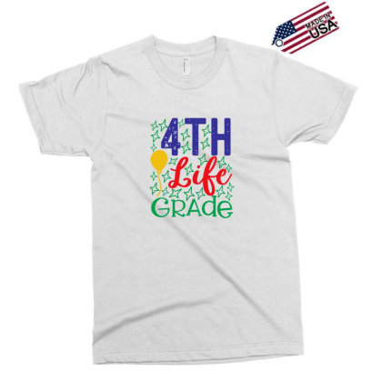4th Life Grade Exclusive T-shirt Designed By Kahvel
