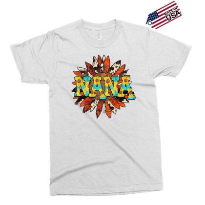 Nana Sunflower Exclusive T-shirt Designed By Badaudesign