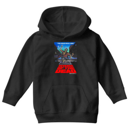 Revenge Of The Dead. Pupi Avati Youth Hoodie Designed By Activoskishop