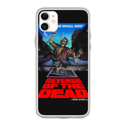 Revenge Of The Dead. Pupi Avati Iphone 11 Case Designed By Activoskishop