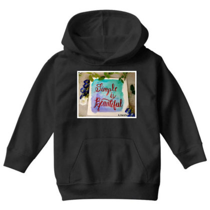 Img 20210223 211032 137 Youth Hoodie Designed By Fabicryllic Art