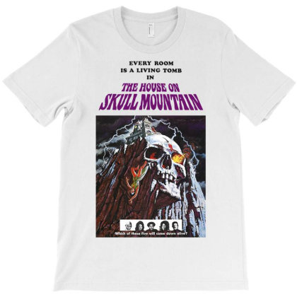 The House On Skull Mountain T-shirt Designed By Activoskishop
