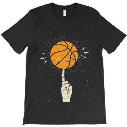 Space Sport T-shirt Designed By Wizarts