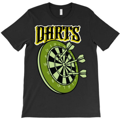 Darts T-shirt Designed By Wizarts