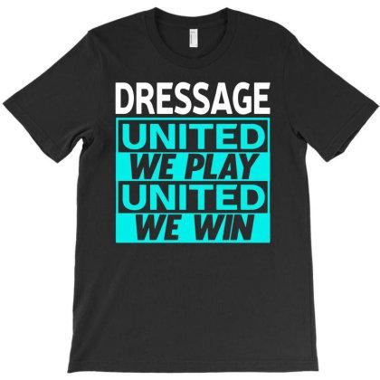 Dressage T-shirt Designed By L4l4pow