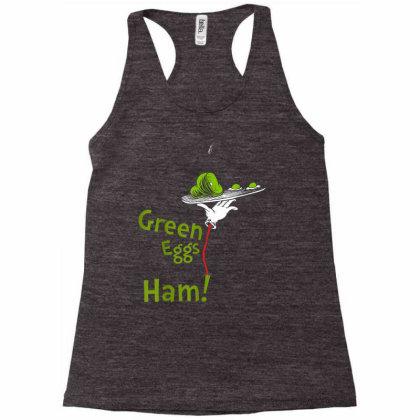 Green Eggs And Ham Title T Shirt Green Eggs And Ham Title T Shirt Racerback Tank Designed By Tegan8688