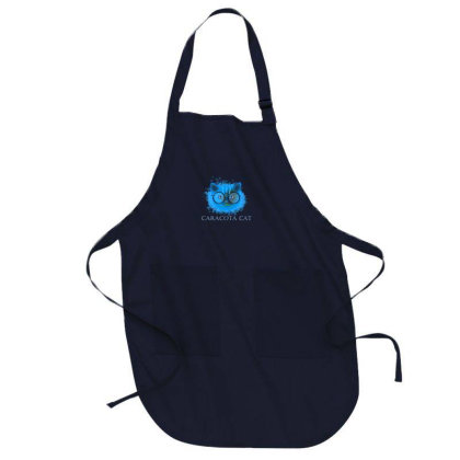 Caracota Cat Full-length Apron Designed By Chiks