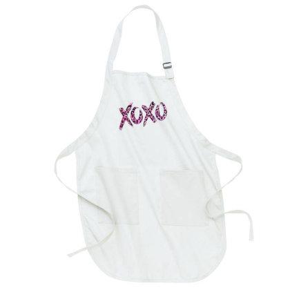Xoxo Full-length Apron Designed By Badaudesign