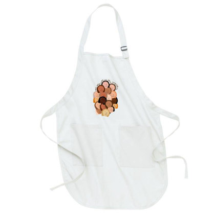We Are All In This Togeher Full-length Apron Designed By Akin