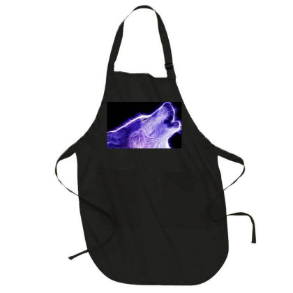 Wolf Houlear Full-length Apron Designed By Seno
