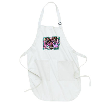 Xoxo All You Need Is Love Valentines Full-length Apron Designed By Badaudesign