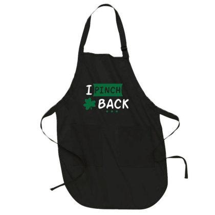 I Pinch Back Full-length Apron Designed By Zerotohero