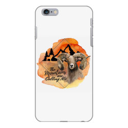 The Mountains Are Calling Me iPhone 6 Plus/6s Plus Case | Artistshot
