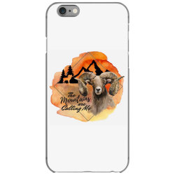 The Mountains Are Calling Me iPhone 6/6s Case | Artistshot