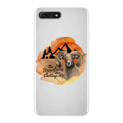 The Mountains Are Calling Me iPhone 7 Plus Case | Artistshot