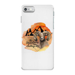 The Mountains Are Calling Me iPhone 7 Case | Artistshot