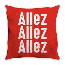 Champions League Throw Pillow | Artistshot