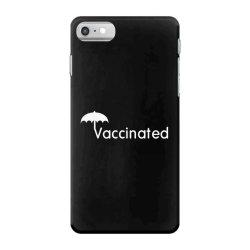 vaccinated merch iPhone 7 Case | Artistshot