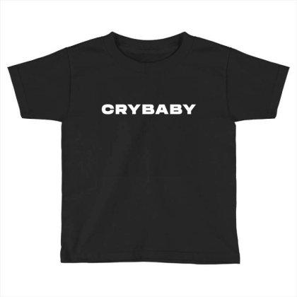 Crybaby Toddler T-shirt Designed By Zerotohero