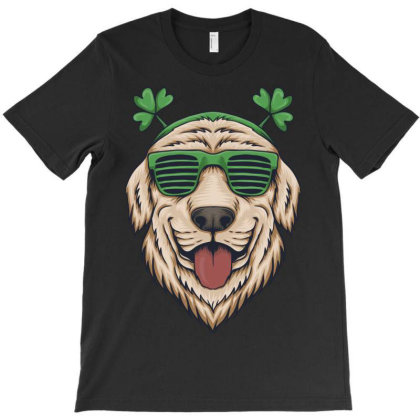 St Patrick Animals T-shirt Designed By Wizarts