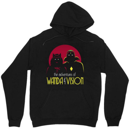 Couple Adventures Wanda Vision Unisex Hoodie