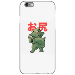 ButtZilla Cute Funny Monster Gift iPhone 6/6s Case | Artistshot